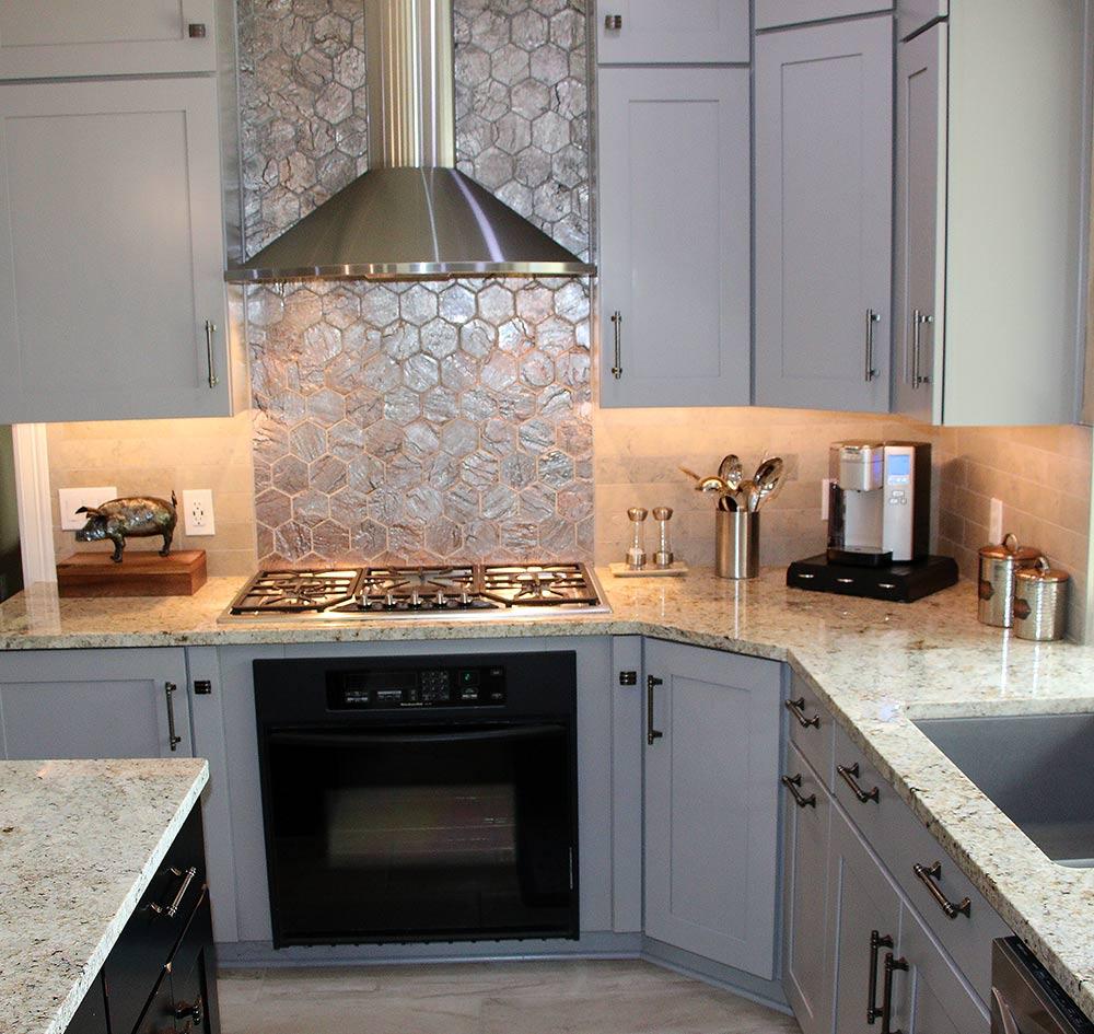 Transitional portfolio categories 2303 designs - How to design a kitchen backsplash ...